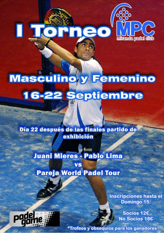 I_Torneo_Miranda_Padel_Club